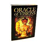 WANGP Conseil Carte Tarot, Divertissement Toy Table Console de Jeu Divination Destin English Visions Version