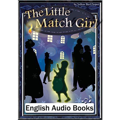 『The Little Match Girl(マッチ売りの少女・英語版)』のカバーアート