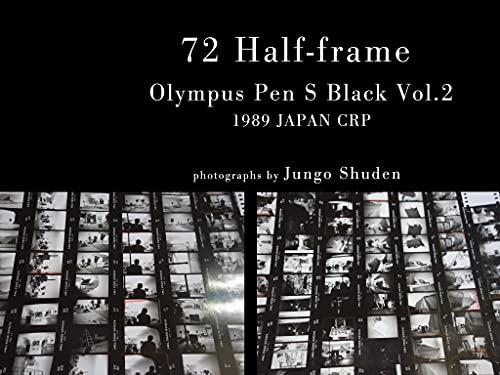 72 Half-frame Olympus Pen S Black Vol.2 1989 JAPAN CRP