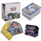 324Pcs Pokemon Cartes, Pokemon 36Pcs GX Cards, Sun & Moon Series, TeamUp Series