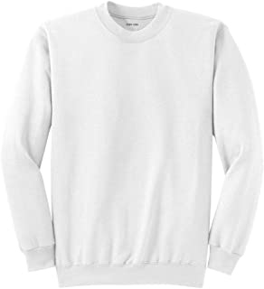Men's Big and Tall Ultimate Crewneck Sweatshirts in 20 Colors