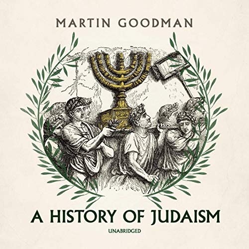 A History of Judaism cover art