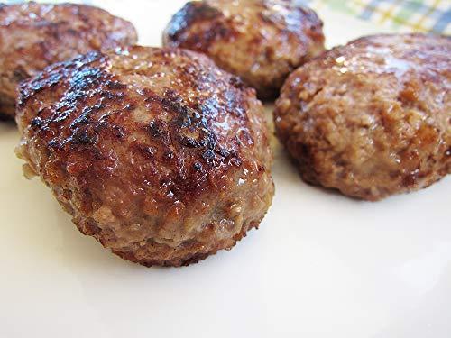 【肉のひぐち】飛騨牛生ハンバーグ120g×6個まとめ買い真空包装冷凍総菜