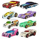 Hot Wheels Disney 90th Anniversary - Set Completo de Modelos Diecast en Escala 1/64 Mattel (Set 8)