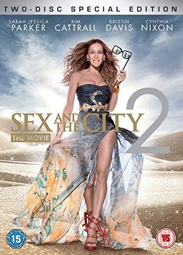 Sex And The City 2 [Edizione: Regno Unito] [Edizione: Regno Unito]