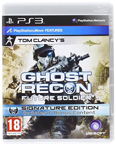 Tom Clancy's Ghost Recon: Future Soldier - Signature Edition (PS3) by UBI Soft