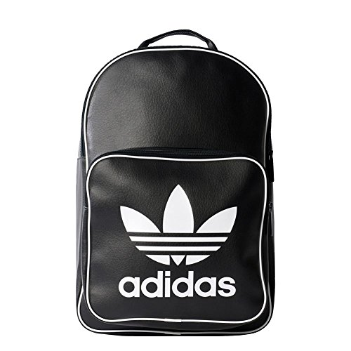 adidas Bp Classic Mochila, Unisex Adulto, Negro (Negro), NS