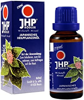 Jhp Rodler Peppermint Oil