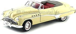 1949Buick Roadmaster [Motor Max 73116B], Beige, 1: 18Die Cast