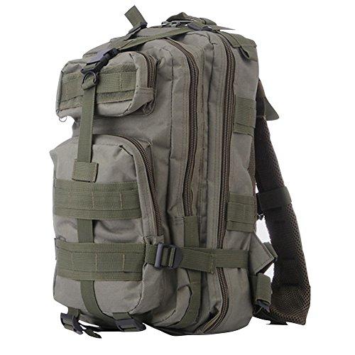 ELEAR® Sport esterno tattico militare dello zaino Molle Zaini campeggio Escursionismo Bag Borsa a tracolla Uomo Donna Outdoor Sport Camping Escursionismo sacchetto