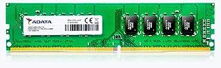 ADATA AD4U2400J4G17-R 4GB DDR4 2400MHz módulo de - Memoria (4 GB, 1 x 4 GB, DDR4, 2400 MHz, 288-pin DIMM)