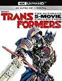 Transformers: 5-Movie Collection [USA] [Blu-ray]