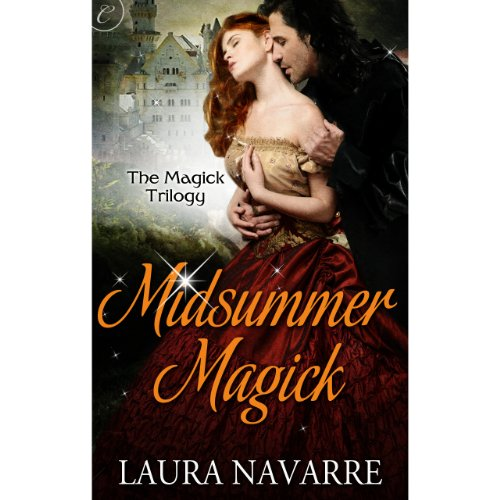 Midsummer Magick  By  cover art