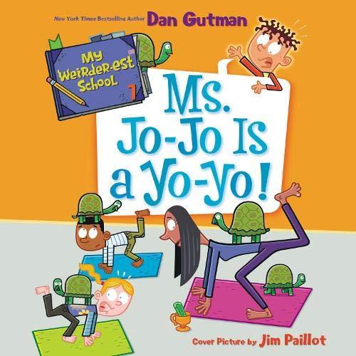 Ms. Jo-Jo Is a Yo-Yo! cover art