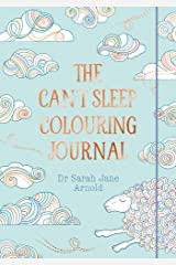 The Can't Sleep Colouring Journal (Colouring Books) Paperback