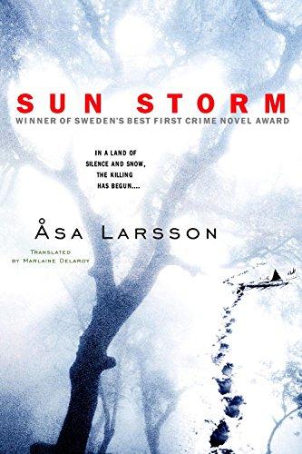 Sun Storm (Rebecka Martinsson Book 1) (English Edition)