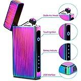 Zoom IMG-1 ximu accendino elettrico usb plasma