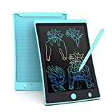 MAODATOU Drawing Board eWriter 3 Pcs 8.5 Inches Lightweight LCD Tablet Rechargeable Childrens Cartoon Writing Board Color Painting Board for Kids and Adults at Home,School and Office