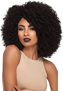 Outre Big Beautiful Hair Synthetic Lace Front Wig 4A-KINKY #2