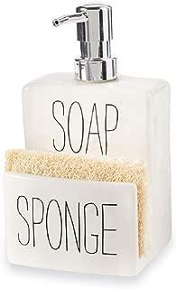 Mud Pie Soap Pump Sponge Holder