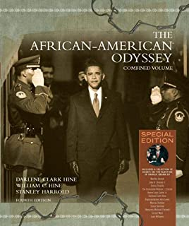 The African-American Odyssey: Special Edition, Combined Volume (4th Edition)