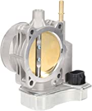 TUPARTS Throttle Body Fit for 03-07 Chevrolet Trailblazer 4.2L, 03-06 Chevrolet Trailblazer EXT 4.2L,03-07 GMC Envoy 4.2L,2006 Hummer H3 3.5L,05-07 Pontiac Grand Prix 5.3L Compatible with S20064