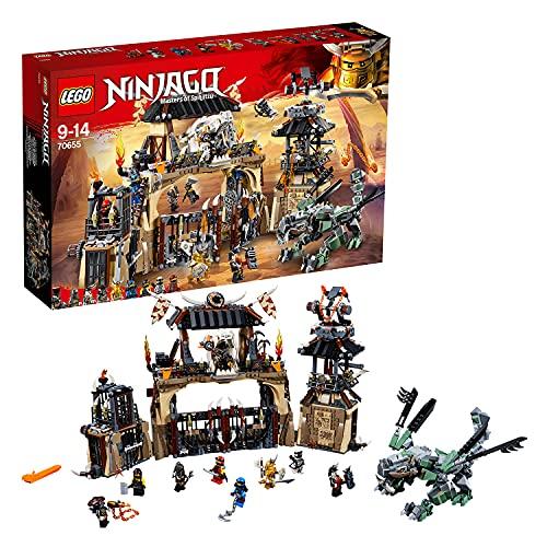 Lego 70655 Ninjago Pozo del dragón (Descontinuado por Fabricante)