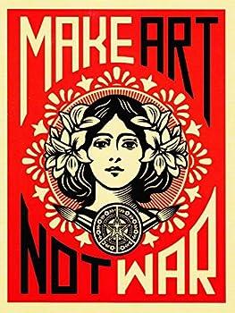 Best make art not war Reviews