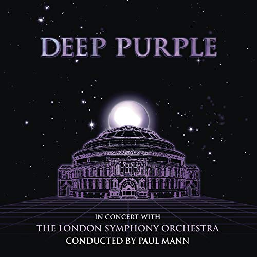Deep Purple - Live at the Royal Albert Hall (Limited 3LP+2CD) [Vinyl LP]