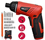 iBELL MS06-16 Cordless Rechargeable Electric Screwdriver 3.6V, 1500mAh Lithium Ion Battery MAX...