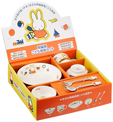 kanesho toki ミッフィー お子様食器 ギフトセット M 220740
