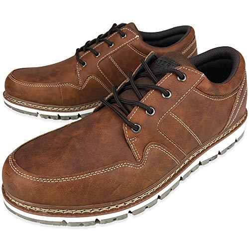 LIBEROTO EDWIN (リベルト エドウイン)ブーツ レイン スノー 防水 防滑 ブラック (キャメル, measurement_27_point_0_centimeters)