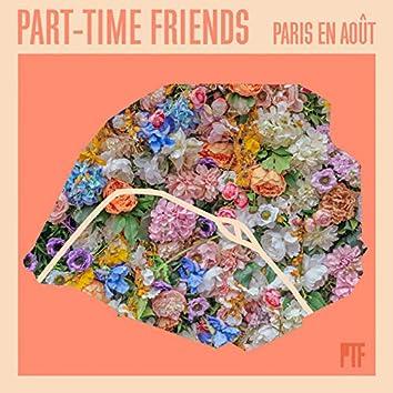 Paris en août