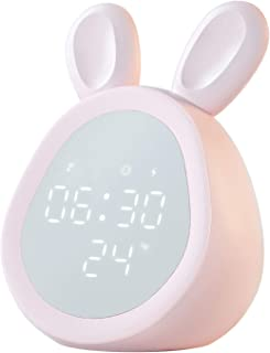 Cozy Villa Alarm Clocks for Bedrooms with Snooze and...
