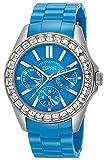 Esprit A.ES105172001 - Reloj de Cuarzo para Mujeres, Color Azul