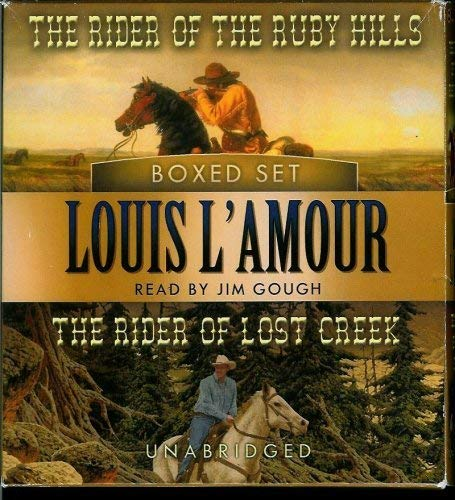 The Rider Of The Ruby Hills/ The Rider Of Lost Creek BOXED SET
