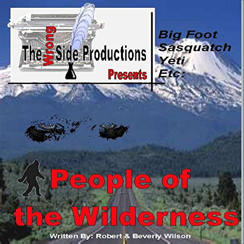 People of the Wilderness audiobook cover art