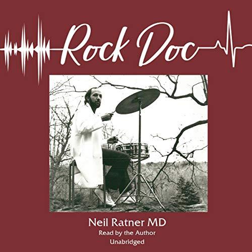 Rock Doc audiobook cover art