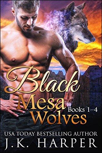 Black Mesa Wolves Books 1-4 (English Edition)