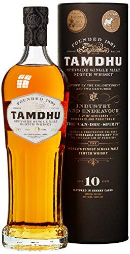 Tamdhu 10 Years Old mit Geschenkverpackung  Whisky (1 x 0.7 l)