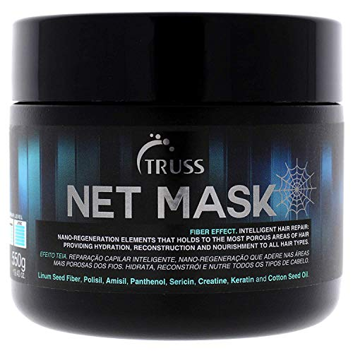 Truss Net Hair Mask Anti Frizz Intensive Repair
