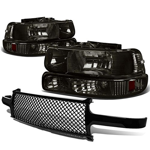 02 silverado headlights - 3