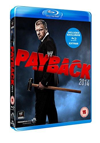 WWE: Payback 2014 [Blu-ray] [UK Import]