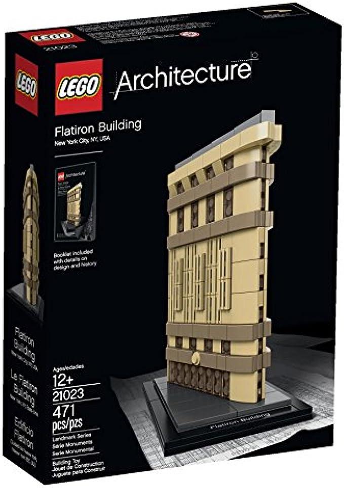 LEGO Architecture  22023 Flatiron Building