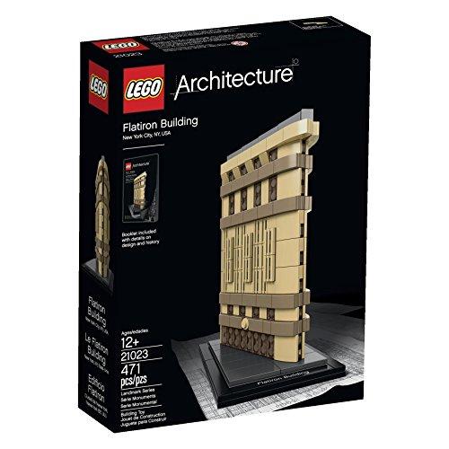 LEGO Architecture 6101026 Flatiron...