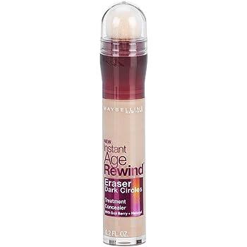 Maybelline Instant Age Rewind Eraser - Corrector para tratamiento de ojeras, color fair, 6 ml (paquete de 2 unidades)