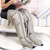 NACHEN Masajeador de piernas de compresión de Aire para Masaje de circulación de pies y pantorrillas, Botas de presoterapia, masajeador de Tobillos de pies, máquina de Masaje de Brazos y Cintura