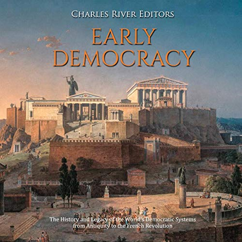 Early Democracy audiobook cover art