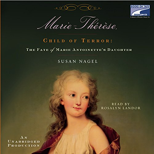Marie Therese, Child of Terror audiobook cover art