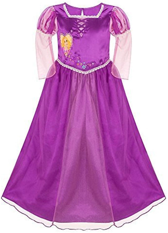 Disney Store Deluxe Tangled Rapunzel Princess Nightgown Girls Größe Medium 7 8 by Disney